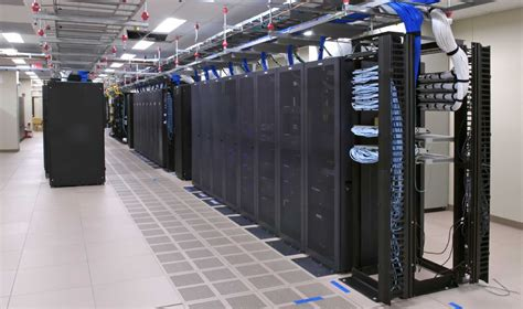 Server Rooms by Datacom Communications