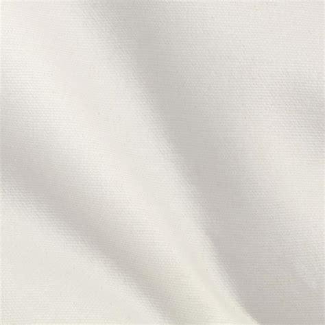 White Cotton 12 oz heavyweight duck white discount designer fabric fabric