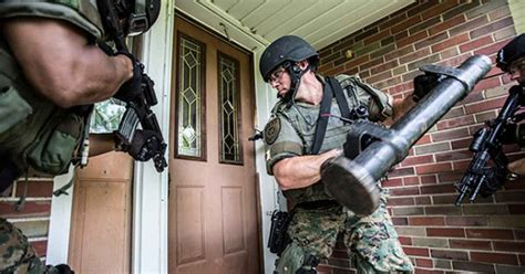 Blue Warrant Search Puts Officers In Danger With Irresponsible Decision On No Knock Search Warrant