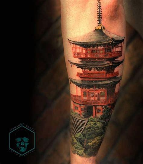 japanese temple tattoo best 25 japanese temple ideas on asian