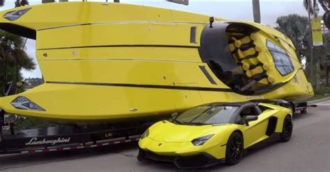 lamborghini boat horsepower 1 3 million lamborghini boat has 2 700 hp and aventador