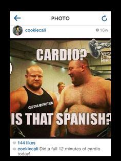 Cardio Meme - 1000 images about gym funnies on pinterest leg day