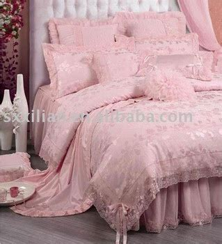 Bed Cover Wedding Import 3 luxury silk jacquard bedding sets wedding bedding set