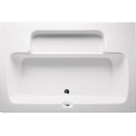 rectangle bathtub americh bahia rectangular bathtub tubs and more