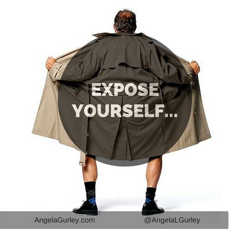 Expose Yourself 2 by Angela Gurley