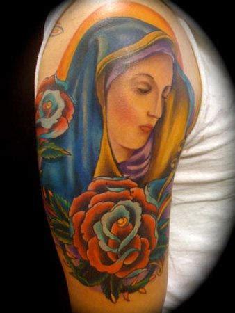 tattoo ideas virgin mary tattoos page 2
