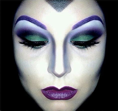 makeup tutorial evil queen evil queen makeup from snow white random pinterest