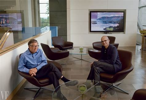 facebook returns home with new boston engineering office can c e o satya nadella save microsoft vanity fair
