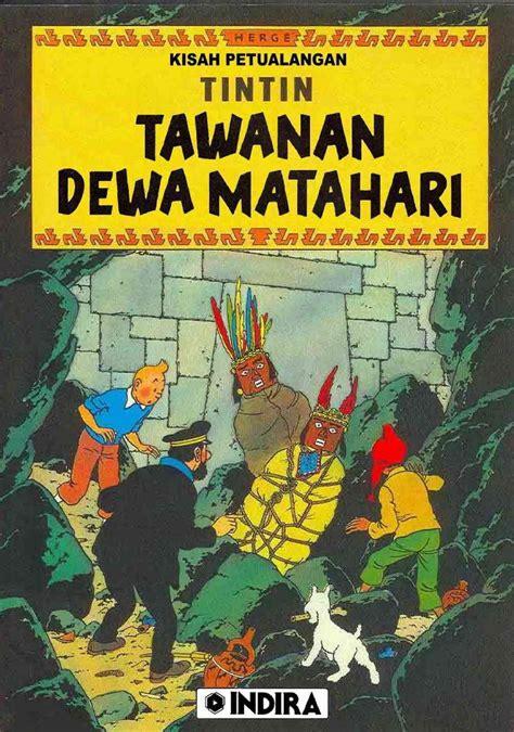 film petualangan tintin 7 komik eropa yang sempat berjaya di indonesia wisbenbae