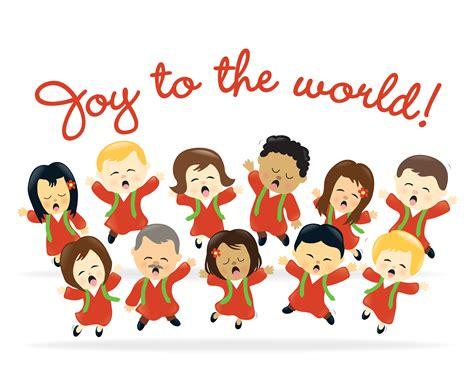 Ordinary Christmas Carols For Toddlers #3: Choir-christmas-cartoon.jpg