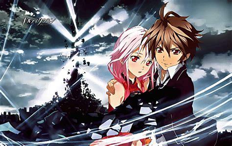 guilty crown podobne anime guilty crown shu inori anime