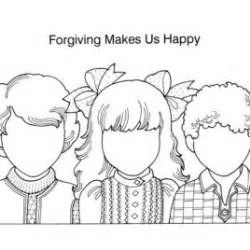 forgive our sins coloring page coloring page jesus