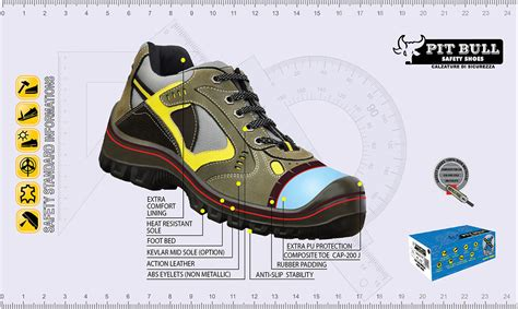 fouress safety sports shoes