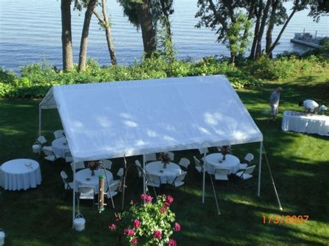 backyard wedding rentals prairie party rental events