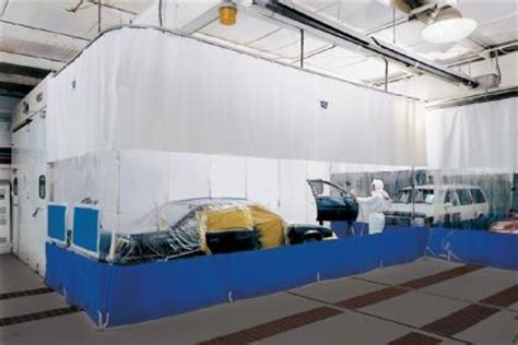 paint booth curtain body shop curtains curtain walls auto body curtains