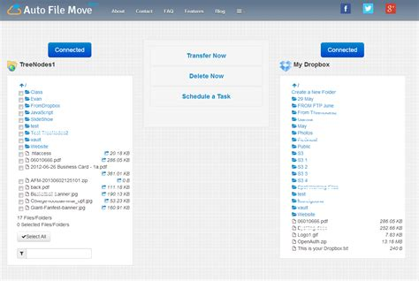 Auto File Move How To Move Files Between Ftp And Dropbox | auto file move how to move files between ftp and dropbox