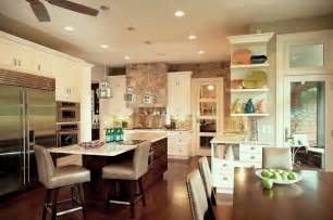 prairie style home traditional kitchen detroit by prairie style house plans brookhill 30 963 associated