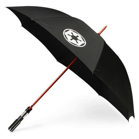 Darth Vader Umbrella by Wars Lightsaber Umbrellas The Green