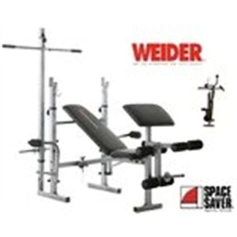 new weider pro weight bench 245 with lat bar 08 14 2009