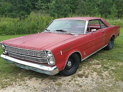 1966 ford galaxie cars for sale