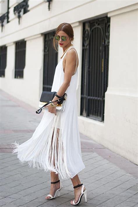 Bright Fringe Maxi Dress - 1156 best looks i images on fall winter