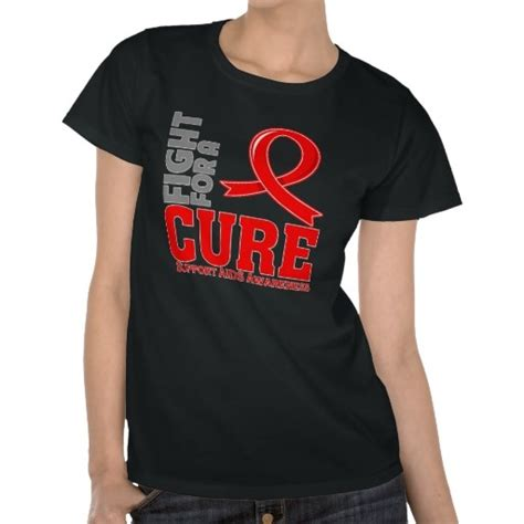 Tshirt Kaos I Fight Hiv Aids 39 best images about aids awareness shirts gifts on