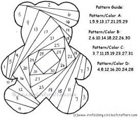 iris folding templates free printable iris folding patterns iris folding