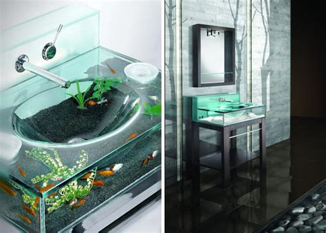 aquarium bathtub fish tank aquarium sink hiconsumption