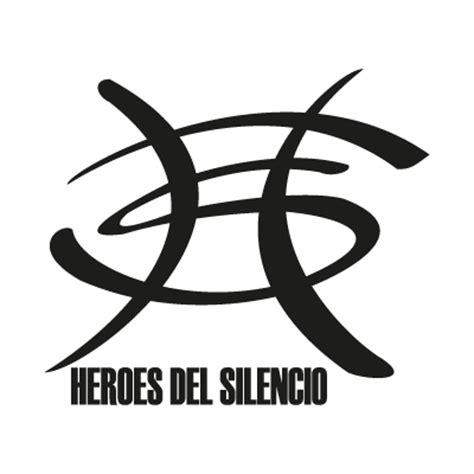 heroes silencio rock band vector logo heroes silencio rock band logo vector free