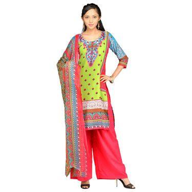 Set Naira buy naira set of 7 mughal inspired printed dress material