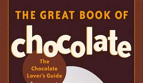 and a chocolate drizzle the cookbook books chocolate book reviews facts about chocolate