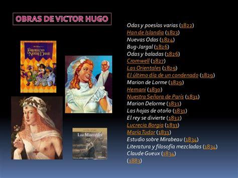 obras de vctor hugo b010qhh9hs victor hugo