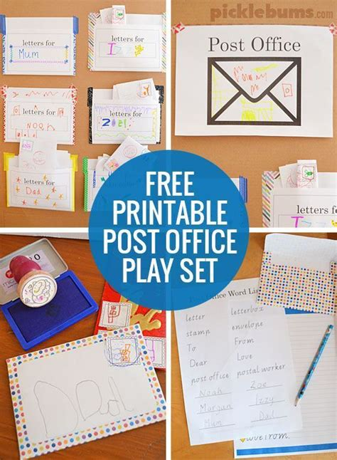 printable area postcard 14 best dramatic play flower shop printables ideas