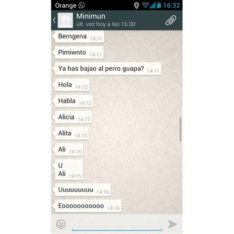 cadenas para responder de whatsapp las conversaciones de whatsapp m 225 s graciosas humor