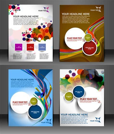 Modern Templates Flyer Cover Vector Free Vector In Encapsulated Postscript Eps Eps Vector Flyer Template Illustrator