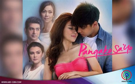 philippine film the promise pangako sa yo finale video fulfills promise of love and