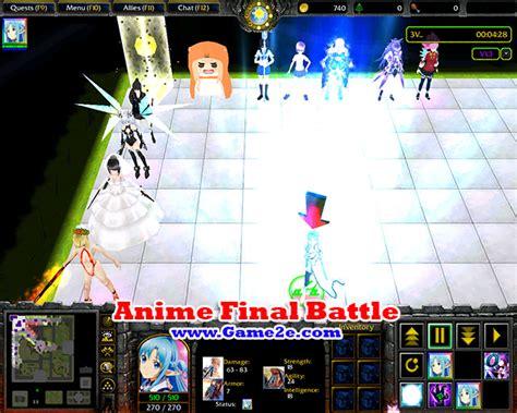 anime final battle 1 4 afb 1 4 w3x getdota map