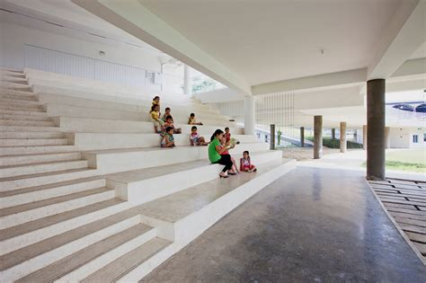 designboom vo trong nghia vo trong nghia spirals farming kindergarten in vietnam