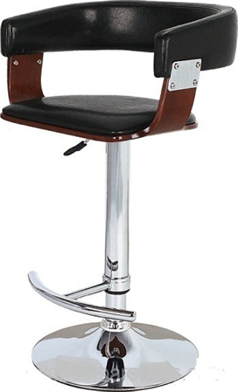 Bar Top Arm Rest Kitchen Bar Breakfast Bar Stools With Arm Rests Chrome