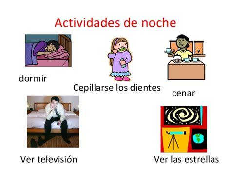 actividades de ninos en el dia actividades de d 237 a y actividades de noche