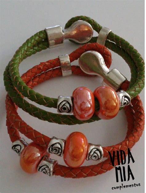 pulseras de cuero hechas a mano las 25 mejores ideas sobre pulseras de cuero en