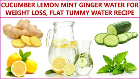 Belly Slimming Detox Water Reviews by Flat Tummy Water Detox Www Pixshark Images