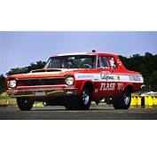 1965 Plymouth Belvedere I Super Stock Butch Leal