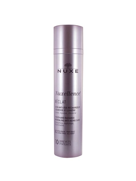 Nuxe Nuxellence Eclat 50ml by Nuxe Nuxellence 201 Clat Soin Anti Age Rechargeur 50 Ml
