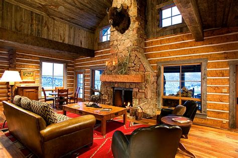 House Of Warmth by Bring Home Some Inviting Warmth With The Winter Cabin Style
