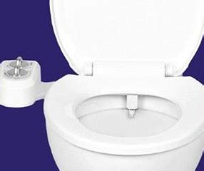 How To Spell Bidet could clip on bidet spell the end of the toilet roll ecj