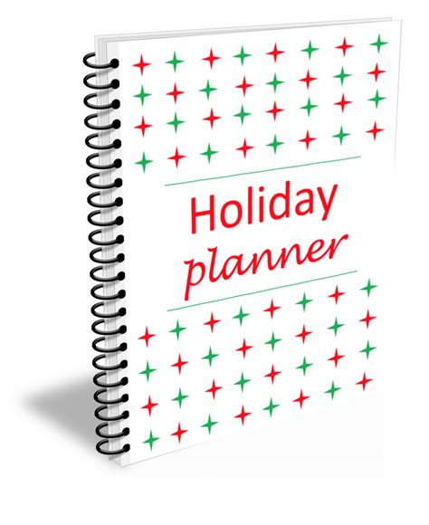 my family table printable planner gift guide around my family
