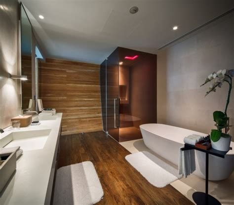 ba o dise o interiores casa moderna de un piso con dise 241 o de fachada ovalada