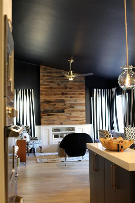 Black Painted Walls | design build kitchen remodeling pictures arizona remodel