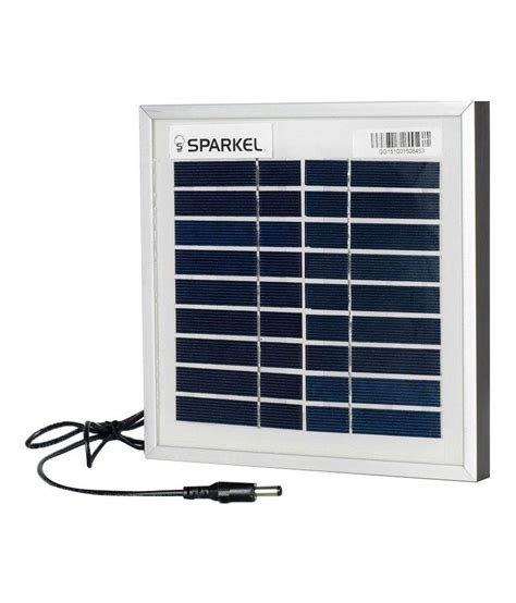 Offer On Sparkel Splede 110s Solar Light Price In India Solar Light Cost